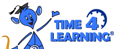Time4Learning sitemap