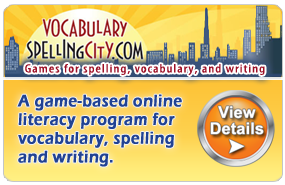 Visit VocabularySpellingCity