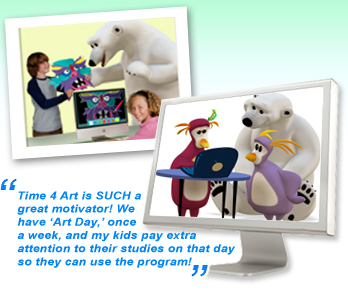 online art program
