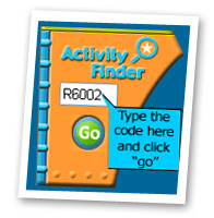 Activity finder tool for parents