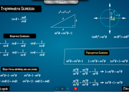 High School Trigonometry