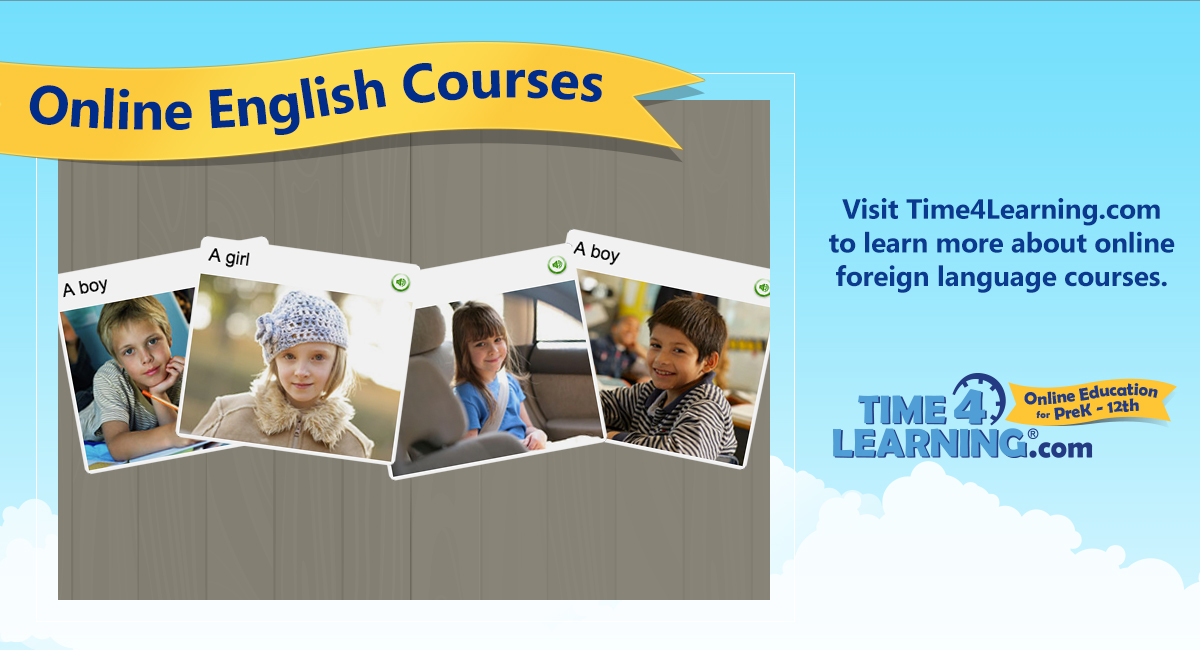 online english  american  language course