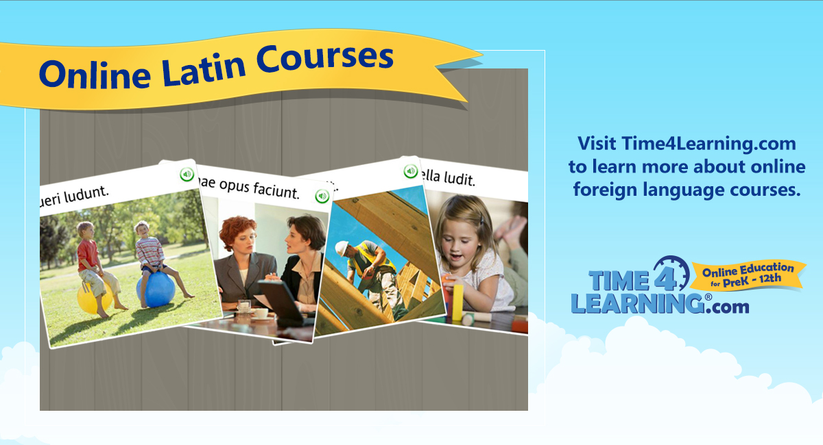 online latin language course