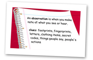 Fourth grade curriculum lesson plan activities time4learning fourth grade observation sciox Images