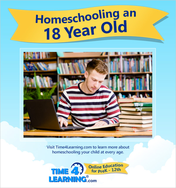 Homeschooling an Eighteen Year Old