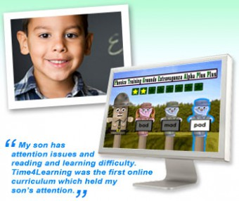 Online Homeschooling Made Simple with Time4Learning