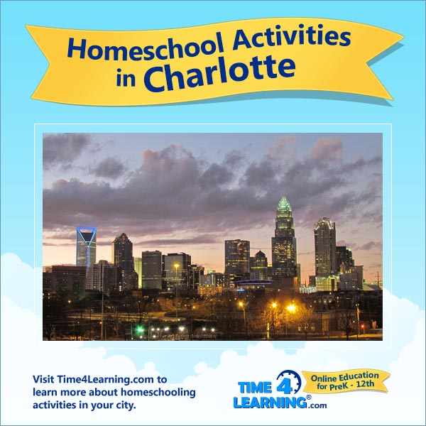 How to Homeschool in Charlotte North Carolina | Time4Learning