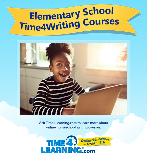 Online Writing Curriculum for Elementary Students