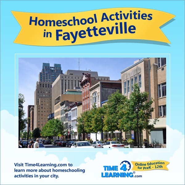 How to Homeschool in Fayetteville North Carolina ...