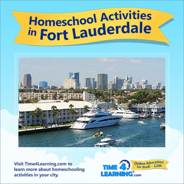 Homeschooling in Fort Lauderdale