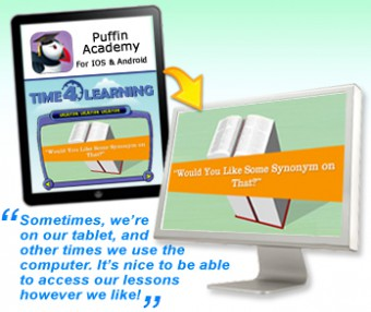 Time4Learning & Puffin Academy