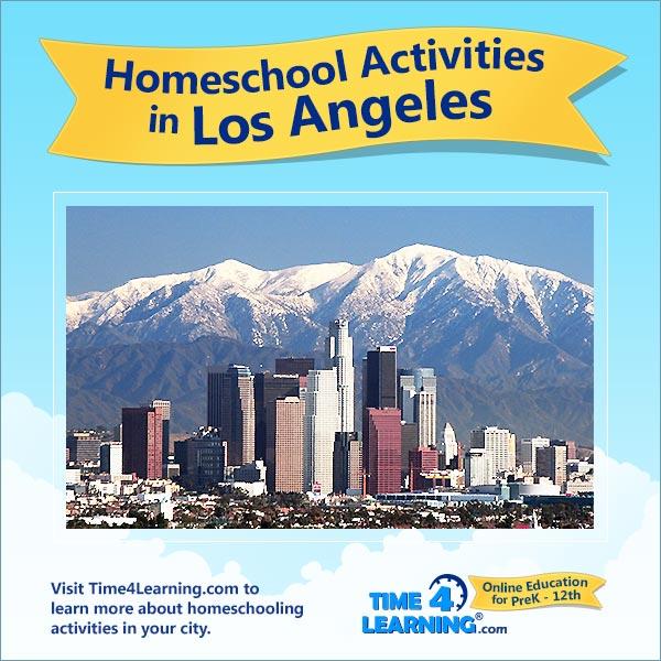 Homeschooling in Los Angeles