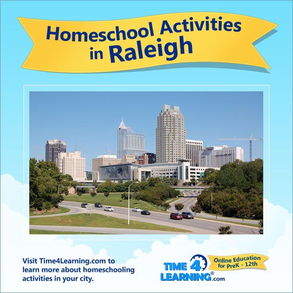 Homeschooling in Raleigh