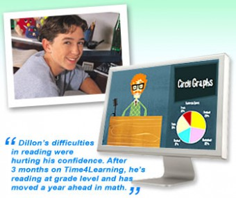 Time4Learning Can Be Used With Teaching Textbooks®